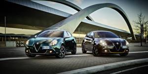 Hintergrundbilder Alfa Romeo 2 Metallisch 2019 Giulietta, Giulietta Veloce auto