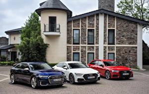 Fotos Audi Drei 3 Metallisch Autos