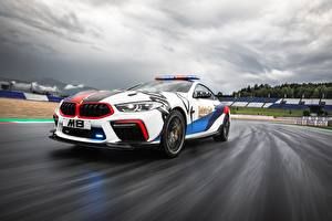 Wallpapers BMW Tuning Motion MotoGP M8 F92 Cars