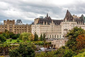 Image Canada Houses Hotel Chateau Laurier Cities