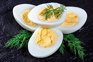 Hintergrundbilder Dill Hautnah Ei