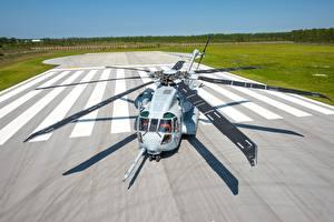 Sfondi desktop Elicotteri Americana Sikorsky CH-53K King Stallion US Marine Corps