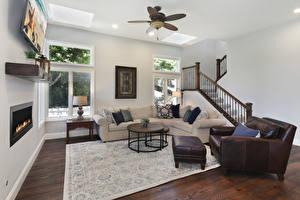 Fotos Innenarchitektur Design Wohnzimmer Couch Sessel Teppich