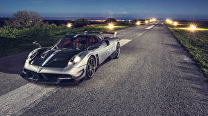 Hintergrundbilder Pagani Fahrzeugtuning Graue 2016 Huayra BC Worldwide auto