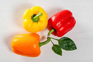 桌面壁纸,,菜椒,特寫,三 3,多色,食品