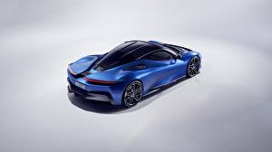 Pictures Pininfarina Blue 2019 Battista