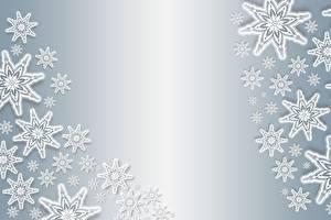 Bilder Textur Neujahr Schneeflocken