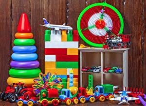 Papel de Parede Desktop Brinquedo Aviãos
