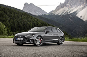 Fotos Audi Graues Metallisch 2019 S4 Avant TDI Worldwide Autos