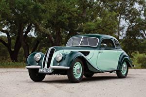 Picture BMW Retro Metallic Coupe 1938-41 327 automobile