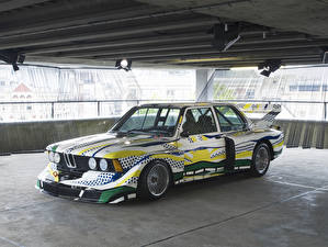 Photo BMW Retro Tuning 1977 320i Turbo Group 5 Art Car by Roy Lichtenstein Cars
