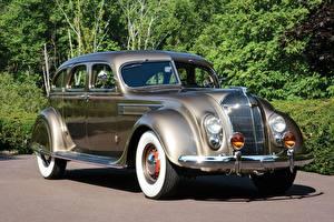 Image Chrysler Vintage Imperial Airflow Sedan 1936