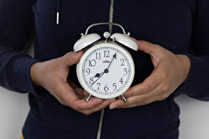 Images Clock Alarm clock Hands