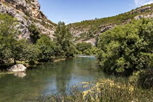 Fotos Kroatien Parks See Krka National Park