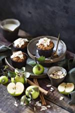 Image Cupcake Apples