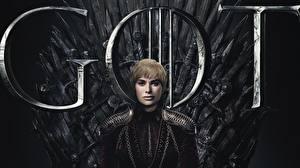Fotos Game of Thrones Thron Lena Headey, Cersie Lannister Film Prominente