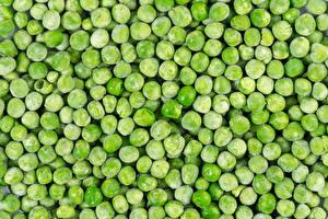 Hintergrundbilder Grüne Erbsen Textur Viel