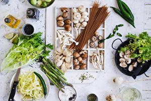 Bilder Pilze Gemüse Gewürze Chili Pfeffer Zucht-Champignon Das Essen Lebensmittel