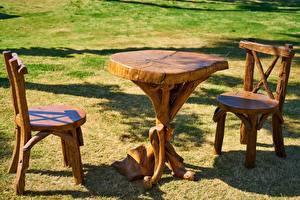 Bilder Stuhl Tisch Aus Holz