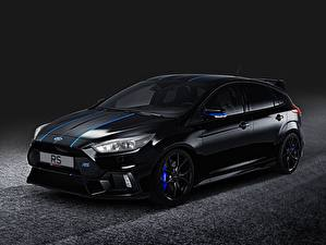Picture Ford Black Focus RS, Performance Parts automobile