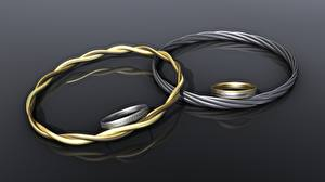 Fotos & Bilder Schmuck Grauer Hintergrund Ring 3D-Grafik