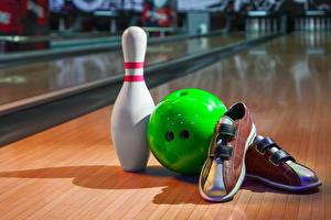 Hintergrundbilder Bowling Ball Plimsoll Schuh sportliches