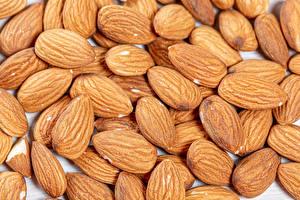 Hintergrundbilder Textur Nussfrüchte Viel Mandeln das Essen
