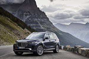 Images BMW Metallic Crossover 2019 X7 G07 auto