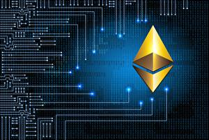Wallpaper Logo Emblem ethereum eth Computers