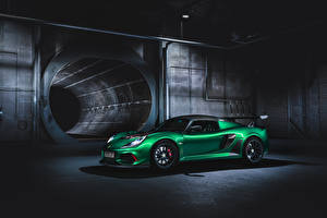 Pictures Lotus Green 2017-19 Exige Cup 430