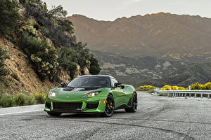 Wallpaper Lotus Green Metallic 2020 Evora GT