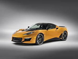 Photo Lotus Yellow Metallic 2020, Evora GT automobile