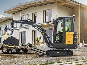 Photo Volvo Excavator 2018-19 EC18E