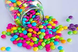 Hintergrundbilder Bonbon Dragee Einweckglas Bunte Lebensmittel
