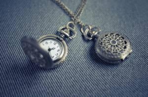 Bilder Uhr Taschenuhr Kette 2