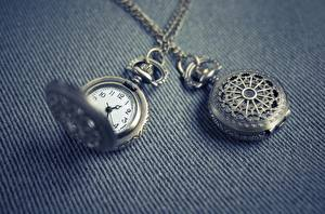 Wallpaper Clock Pocket watch Chain 2