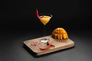 Photo Cocktail Chili pepper Cutting board Stemware Food
