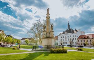 Fotos Tschechische Republik Kirchengebäude Denkmal Church of the Assumption of the Virgin Mary, Valtice