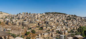 Fotos Israel Gebäude Hügel City of David Städte