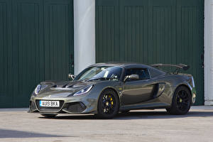 Pictures Lotus Gray Metallic 2018-19 Exige Sport 410