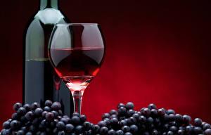 Hintergrundbilder Wein Trauben Flaschen Weinglas das Essen