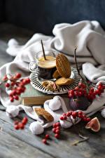 Images Coffee Cookies Berry Rowan Figs Boards Mug