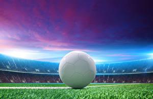 Fotos Fußball Stadion Ball Sport