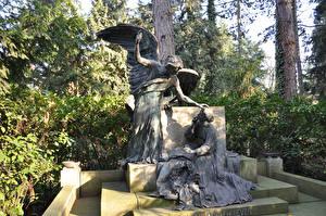 Bilder Deutschland Köln Denkmal Engeln Melaten Angel Städte