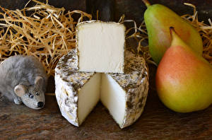 Fotos Käse Weiß das Essen