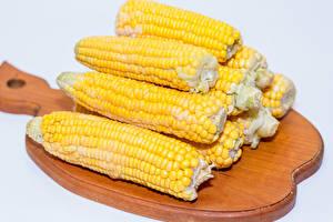 Hintergrundbilder Kukuruz Großansicht Schneidebrett Lebensmittel