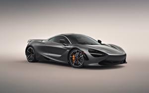 Picture McLaren Grey Metallic 720S automobile