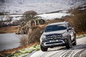 Fotos Mercedes-Benz Pick-up 2017 X-Class automobil