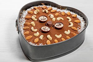 Image Baking Pie Nuts Chocolate Almond Candy Cocoa solids