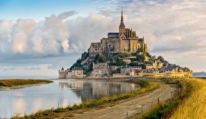 Fotos Festung Frankreich Mont Saint Michel
